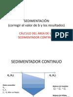 Área de Sedimentador Continuo Corregir (1)