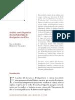 Análisis Semiolingüístico de Una Historieta Ejemplo