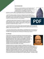 Primeros habitantes de Guatemala.docx