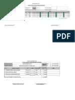 Planilla de Gestion Administrativa de Enero 2018