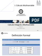 CIM C1 1 Cálculo Multivariable PPT