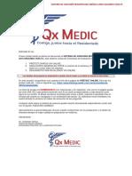 Instrucciones Para Pretest Online Dr. Ochoa