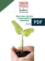 Manual Para La Produccion de Abonos Organicos y Biorracionales