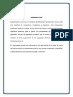 Informe N° V