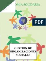 Gestion de Organizaciones Sociales