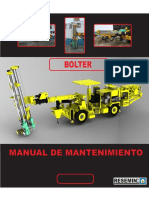 Manual Mantenimiento Bolter- Zicsa - Rev 0