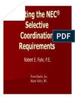 Meeting NEC for Selective Coordination- Long R2