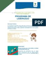 Programa de Liderazgo