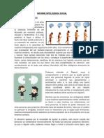 Informe Inteligencia Social