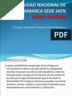 Hidro Energía Hoy