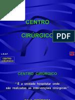 [PBM] - Centro Cirúrgico