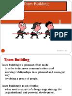 Team Building - MPM- Class