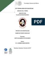 Protocolo Puente Cañitas