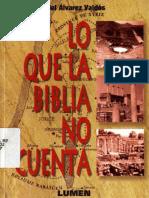 Lo Que La Biblia No Cuenta