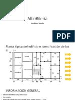 Albañilería confinada