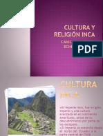 Cultura y Religión Inca quinto basico