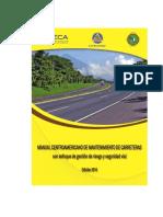 Manual Centroamericano Mant. Carreteras.pdf