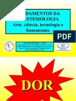 [PBM] - FUNDAMENTOS DA ANESTESIOLOGIA