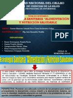Estrategia Sanitaria de Alimentación y Nutrición Saludable. C.S. PERÚ COREA - BELLAVISTA