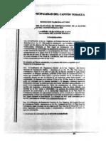 Resolución Plan Anual 2010