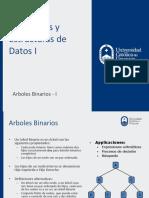 UT4 - Arboles Binarios-I
