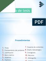 Seminario de Tesis - 3