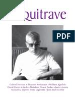 2015-01-ARQUITRAVE-Revista Colombiana de Poesía- # 58_Gabriel Ferrater