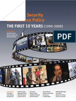 European Security and Defence Policy_ten Years After (1999-2009)