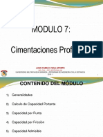 Módulo 7 - Cim Profundas