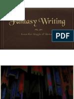 L5 Fantasy Writing- Struggles & Motivations