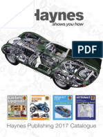 Haynes Catalogue 2017