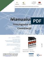 Manual Tinichigiu in Constructii