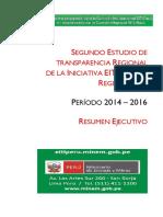 Resumen Ejecuivo EIITI Regional PIURA II
