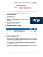 5.- Tdr Materiales Acero 2018