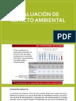 EVALUACIÓN DE IMPACTO AMBIENTAL SEIA 2018-1.pptx
