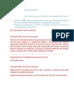 Criterios de Evaluación Para Prescolar