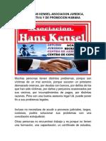 ASESORIA LEGAL Y CAPACITACION GRATUITA