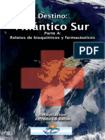 Relatos de Bioquímicos y Farmacéuticos