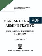 BTAC-535(Manual Del Acto Administrativo -Berrocal)