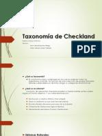 Taxonomia de Chekland-Equipo 5- Jesus Manuel Bautista Ortega- Carlos Manuel Alvarez Cabrales