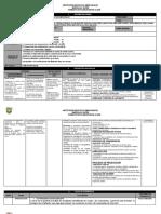 4formato Plan de Castellano Primer Periodo 2018