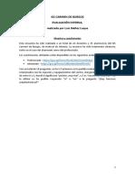 Evaluación Interna del IES Carmen de Burgos