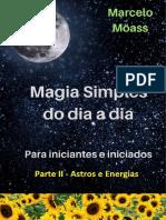 2.1 Magia - Elementos e Energias