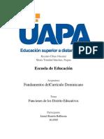 Funciones de Los Distrito Educativos VII.docx
