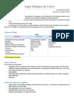 2. Patolog%C3%ADa Maligna de Colon