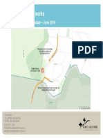 Public Information Detour Old Drummond Road May June 2018
