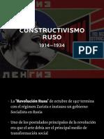 Constructivismo Ruso