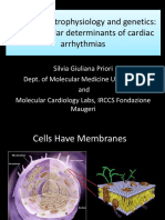 10 - Molecular Determinants of Cardiac Arrhythmias