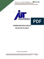 NORMAS METODOLÓGICAS DE PROYECTO IUTM GEOCIENCIAS.pdf