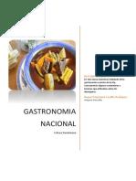 Tarea 1 de Gastronomia Nacional